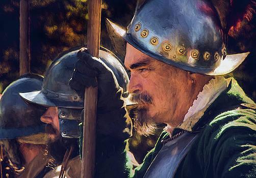 Royal Guards by John Rivera