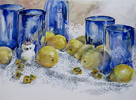 Royal Lemons by Karen Boudreaux