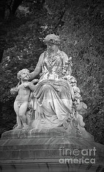 Jost Houk - Royal Mother and Child