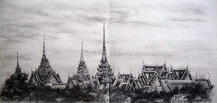 Royal Palace by Ann Supan