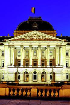 Royal Palace of Brussels by Fabrizio Troiani
