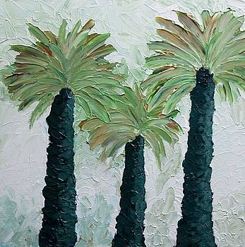 Royal Palms by Mark Beach