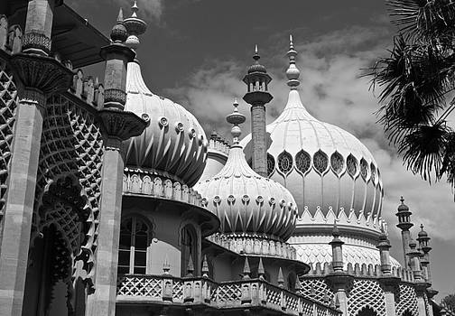 Venetia Featherstone-Witty - Royal Pavillion Brighton Onion Domes