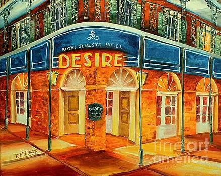 Royal Sonesta Oyster Bar by Diane Millsap