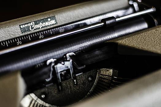 Chris Coffee - Royal Typewriter #12