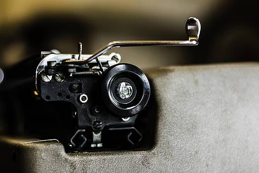Chris Coffee - Royal Typewriter #14