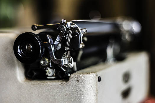 Chris Coffee - Royal Typewriter #16