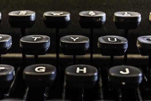 Chris Coffee - Royal Typewriter #2