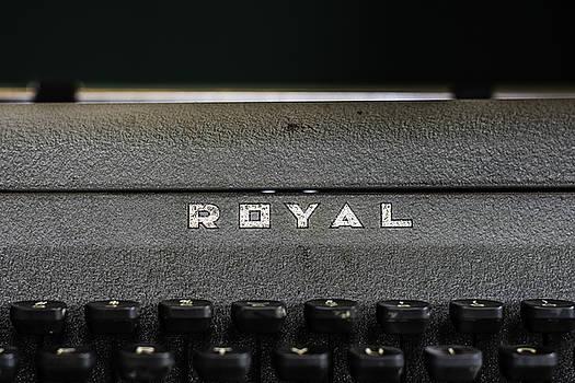Chris Coffee - Royal Typewriter #22