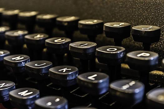 Chris Coffee - Royal Typewriter #5