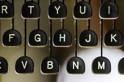 Chris Coffee - Royal Typewriter #8