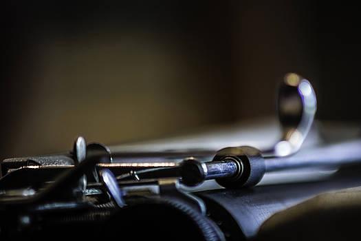 Chris Coffee - Royal Typewriter #9