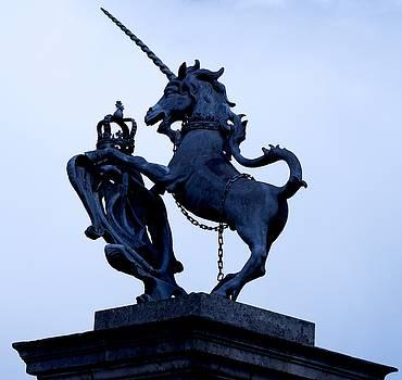 Royal Unicorn by Eric Tressler