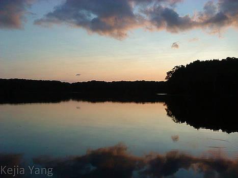 Rt J Lake by Kejia Yang