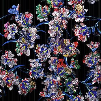 Rubino Flower Trash by Tony Rubino
