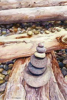 Ruby Beach by Anne Gifford