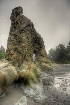 Ruby Beach Windowrock by Rich Beer