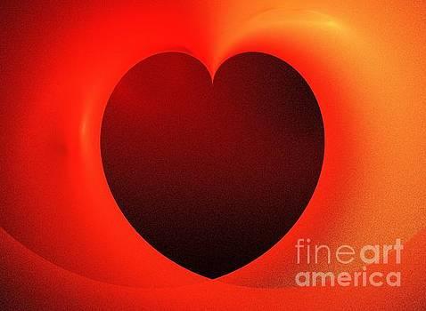 Ruby Heart by Kim Sy Ok