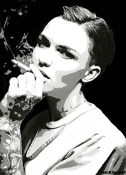 Ruby Rose by Paul Scotland