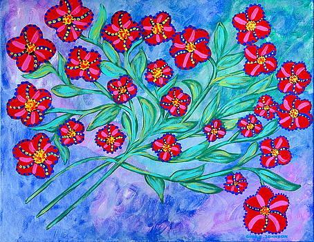 Ruby Sky by Gina Nicolae Johnson