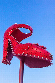 Art Block Collections - Ruby Slipper