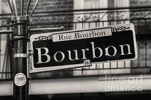 Rue Bourbon by Jerry Fornarotto