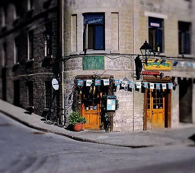 Rue De La Commune by Rodney Lee Williams