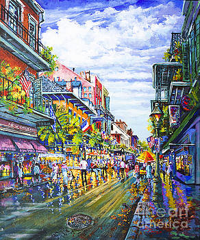 Rue Royale by Dianne Parks
