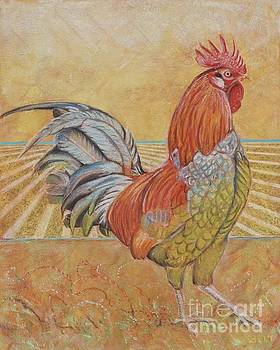 Rufus the Rooster by Christine Belt