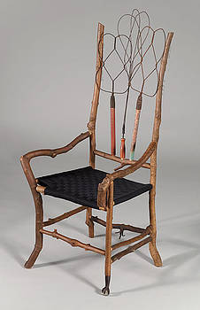 Rugbeater Memory Chair   by Daniel Mack