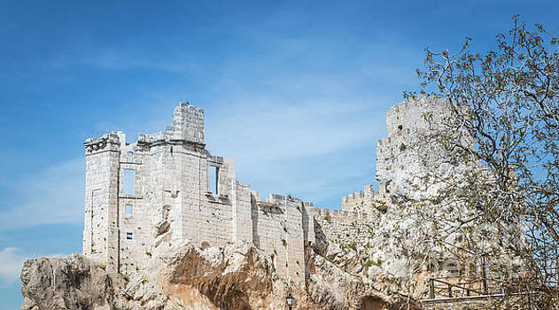 Ruine Of Castle In Zuheros by Compuinfoto