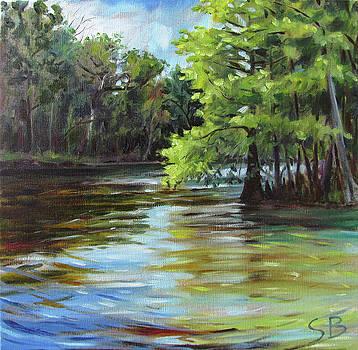 Rum Island Sunday Morning by Stacey Breheny