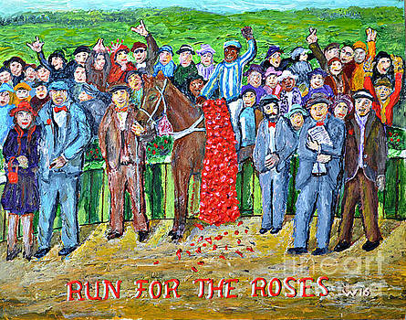 Run for the Roses by Richard Wandell