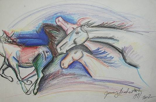 Jamey Balester - Run Like the Wind