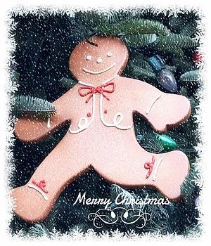 Run Run Gingerbread by Amanda Eberly-Kudamik
