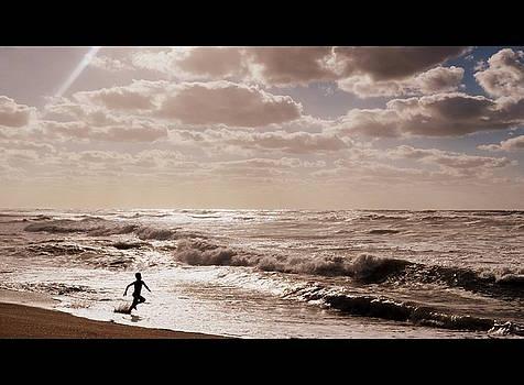 Run, You Are Free by Riad Belhimer