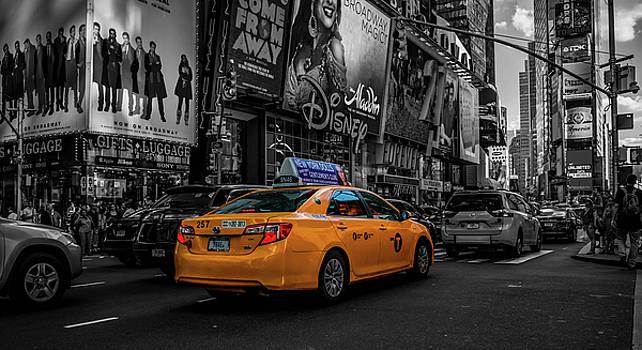Runaway Taxi  by Luis Rosario