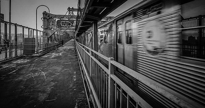 Runaway Train by Jeffrey Friedkin
