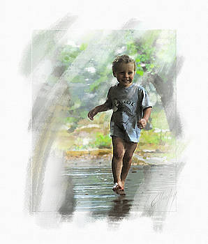 Runnin' in the Rain by Cliff Hawley