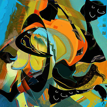 Running Against Time by Anne Weirich