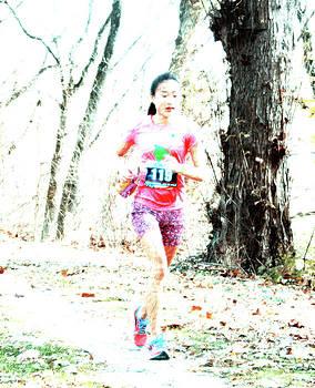 Running Big  by Steven Digman