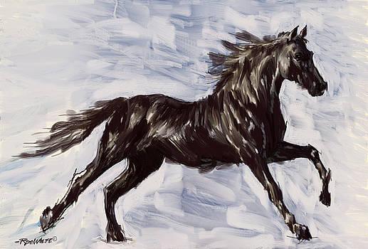 Richard De Wolfe - Running Horse
