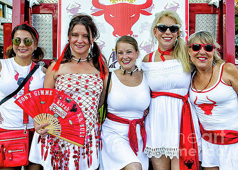 Kathleen K Parker - Running of Bulls NOLA--Runner Line Up