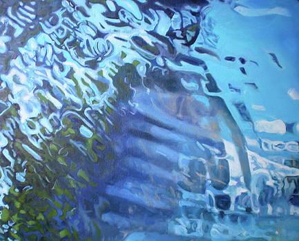 Running River  by Mackenzie Matthews