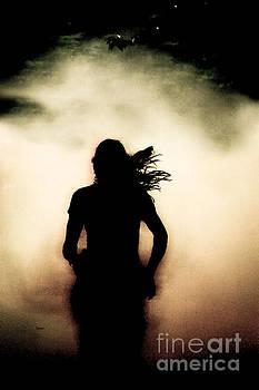 Running Shadow  by Steven Digman
