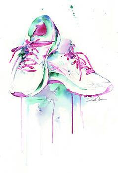 Running Shoes by Jamie Hansen