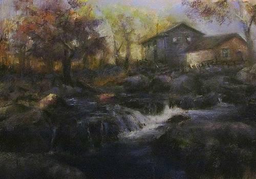 Rupestrine by Bill Puglisi