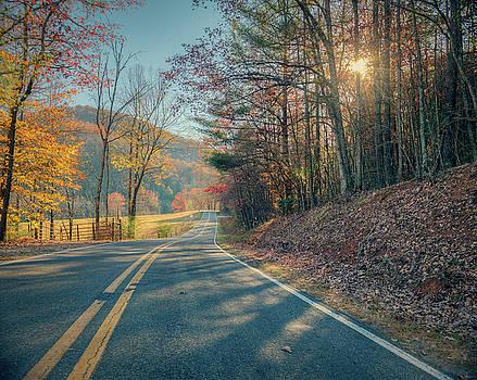 Rural Highway by Ray Devlin