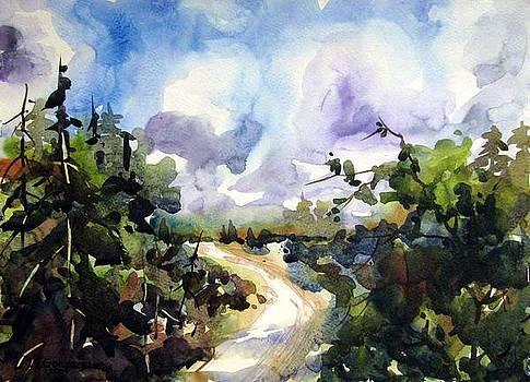 Rural Road 10 by Chito Gonzaga