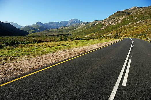 Sami Sarkis - Rural road